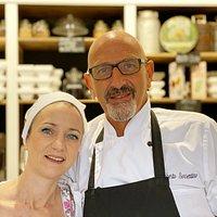 Laura & Roberto Chef Gelato Puro