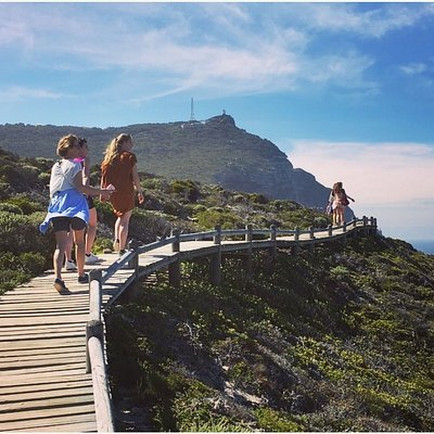 Hiking at the Cape of Good Hope