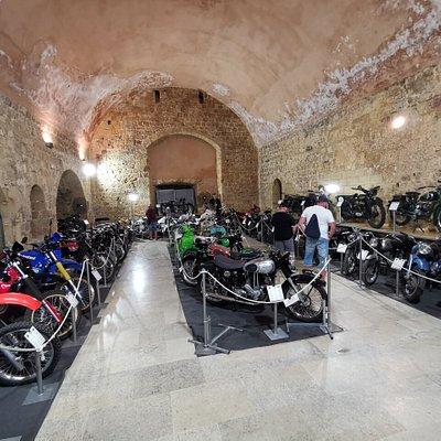 Veterán motor kiállítás