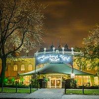 Széchenyi Garden Restaurant