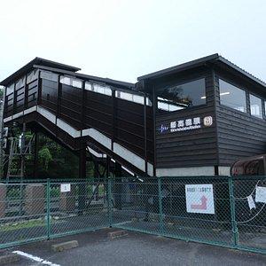 東武鉄道鬼怒川線の駅。「しんたかとくえき」と読みます。