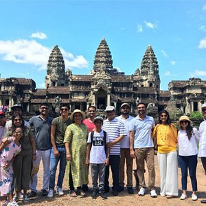 Tripadvisor gives a Travelers' Choice award to Asean Angkor Guide that consistently earn great reviews from customers and is ranked within the top 10% of properties on TripAdvisor.