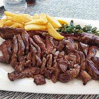 Una comida excelente!!