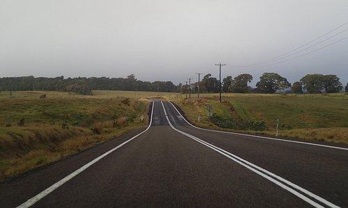 Highest Road In Queensland
