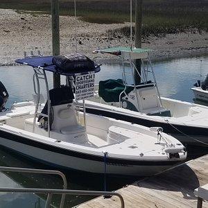 2- 24 ft. Center Console Boats to choose from.