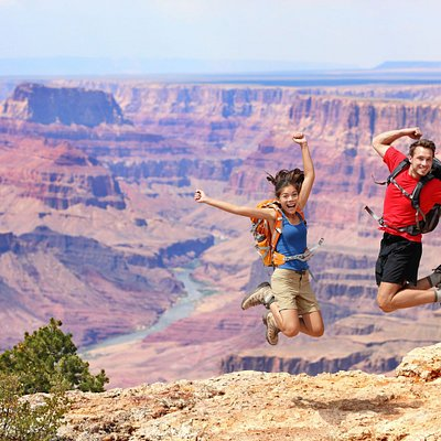 Experience the Grand Canyon!