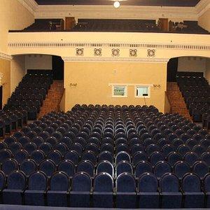 Театрально концертный комплекс Дворец культуры - концертный зал