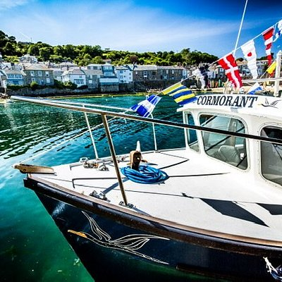 Join us onboard the Cormorant for a boat trip out of Mousehole.