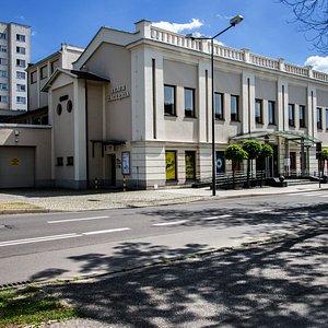 Budynek Teatru, ul. Teatralna 4