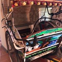 Le biciclette esposte