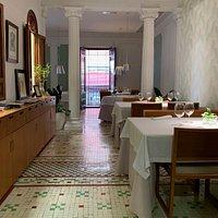 Salón Casa Elordi.
