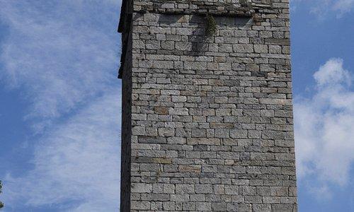 Mastio del Castello di Buccione