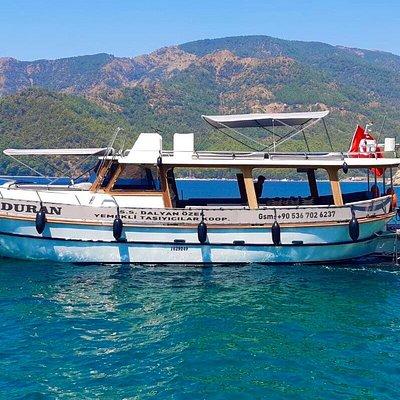The brand new Villa Duran Boat 2020