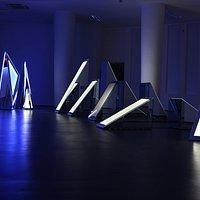 Mostra temporanea -Nanda Vigo. Light Project 2020 - fino al 13 settembre 2020. Il MACTE è aperto dal mercoledì alla domenica, dalle 10:00 alle 13:00 e dalle 16:00 alle 19:00.