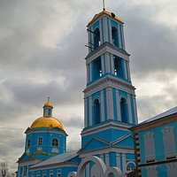 Московская область. Кашира. Церковь Вознесения Господня