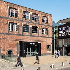 Photo of the Science and Industry Museum, Manchester