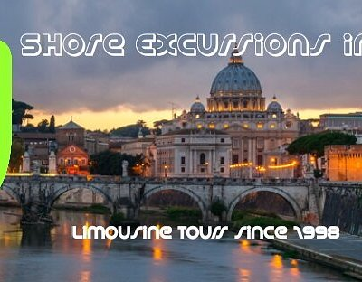 Private Tours all over Italy and from the main Italian ports
