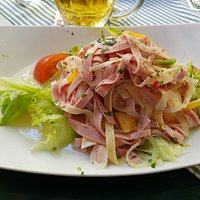 Schweizer Wurstsalat