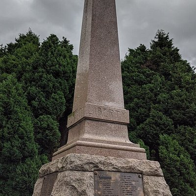 Bonnybridge War Memorial