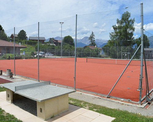 Tennis à Vercorin