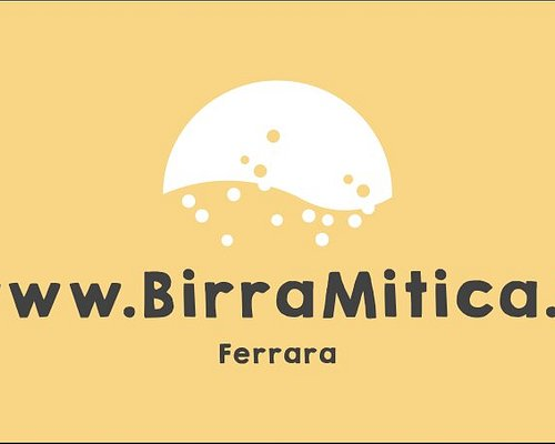 Banner e logo di Birra Mitica