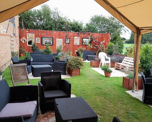 Club beer garden