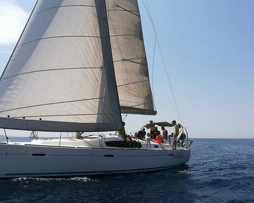 Sail Boat Oceanis 43