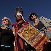 Inti Raymi festival are celebrate in Peru and Ecuador