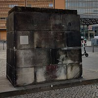 A lonesome pedestal