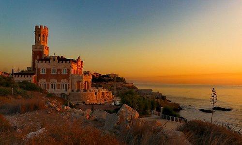 Romantico castello con panorama fantastico a Portopalo.