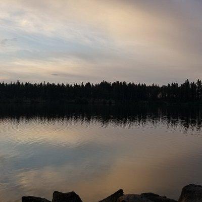 Great little lake!