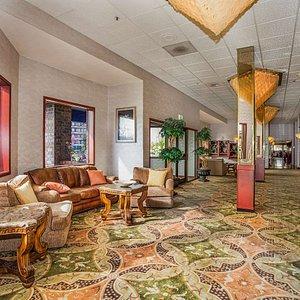 Shilo Inns Portland Airport Convention Center Lobby