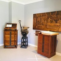Penrith Museum of Printing Foyer