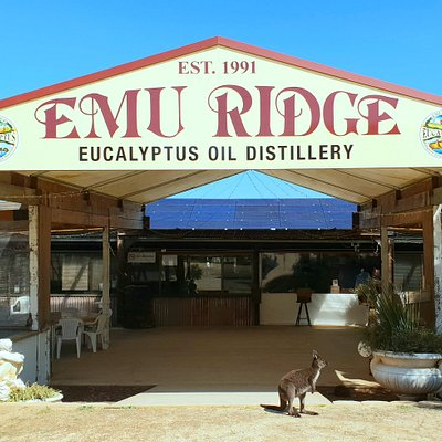 Emu Ridge Entrance