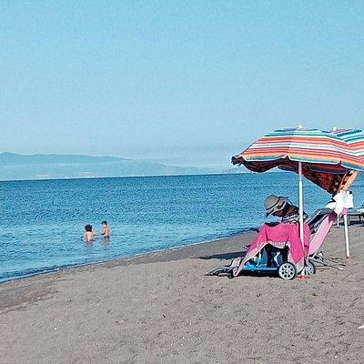 Spiaggia delle Graticciare