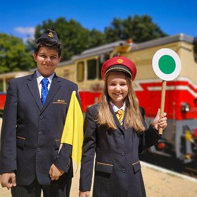 Children's Railway, Budapest