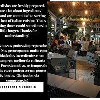 Il vero ristorante Italiano