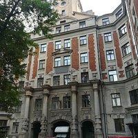 """Дом трёх Бенуа"", Санкт-Петербург."