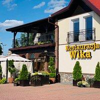 Front naszej restauracji :)