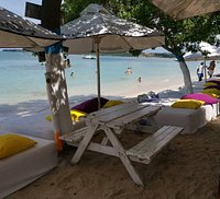 Playa Blanca's Banana Beach