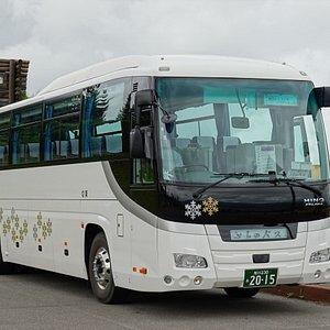 ふらのバス 定期観光バス「びえい号 パノラマコース」