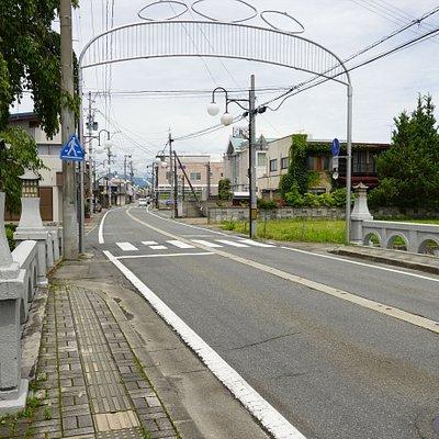 長井市・撞木橋