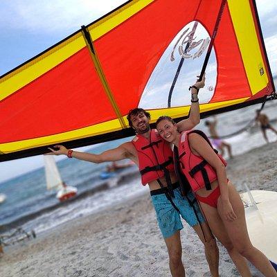 alla scoperta del windsurf