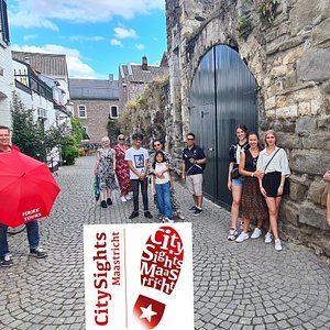 F(r)ee Tours by City Sights Maastricht