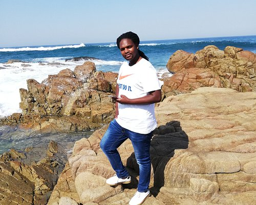 Chilling at Tweni beach💖