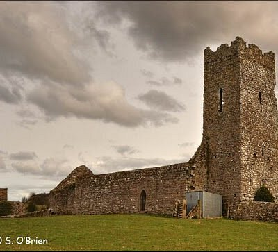 Boulick medieval church ruin