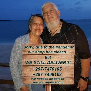 Due to the pandemic our storefront has closed but the party continues... we still deliver!