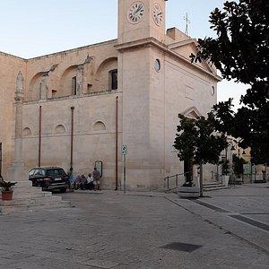 chiesa facciata