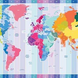 La carte géographique