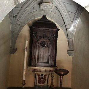 La chiesa dei SS. Ambrogio e Ignazio